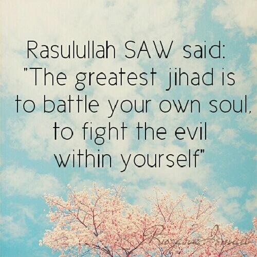 hadith-jihad