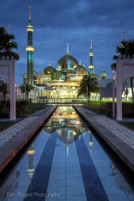 Crystal Masjid - Malaysia