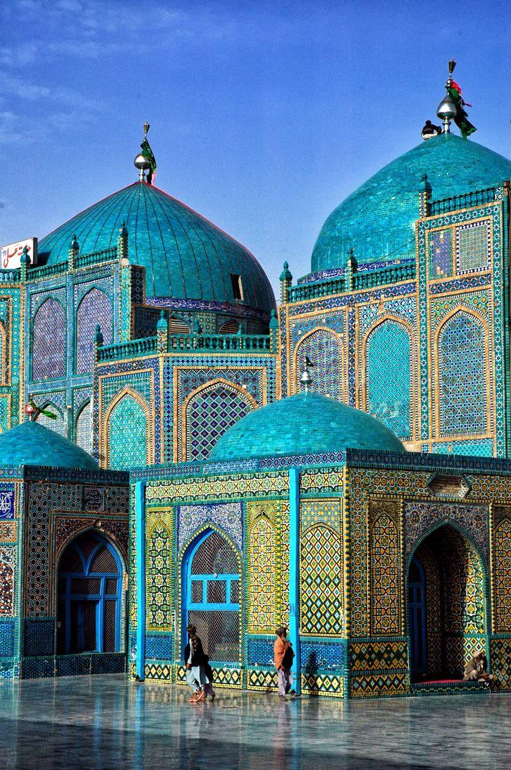 Blue-mosqueMazar-i-Sharif