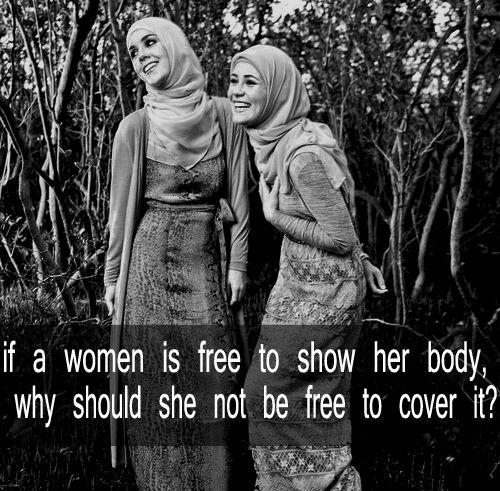 islam free women