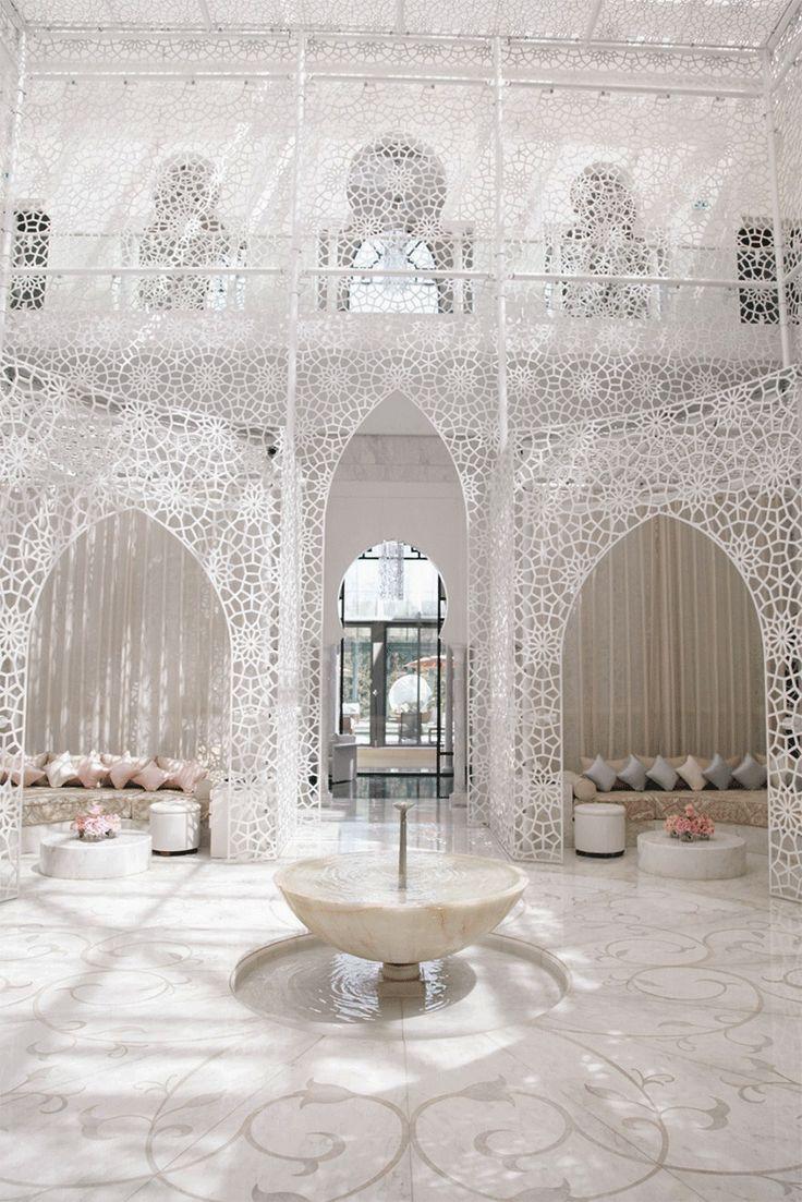 Royal Mansour - Marakesh, Morocco
