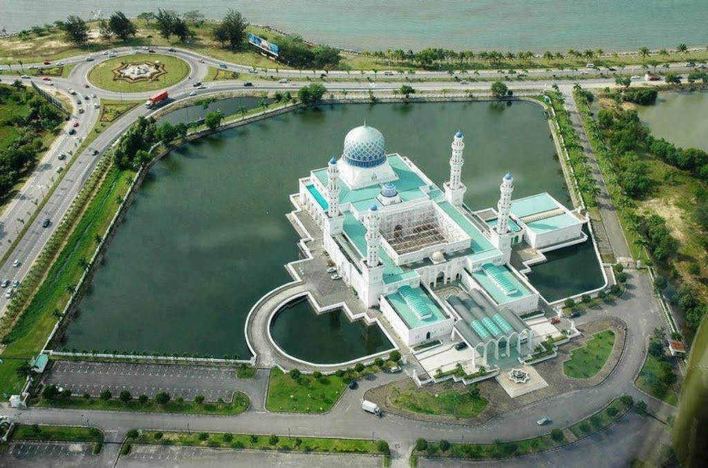 Sabah State mosque malysia