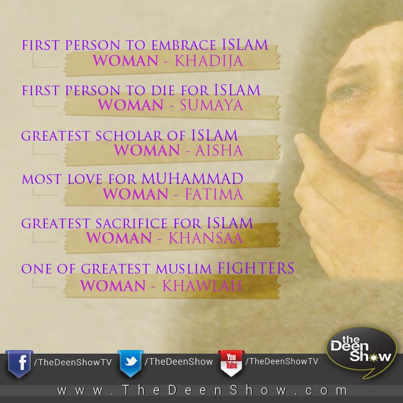 women-of-islam