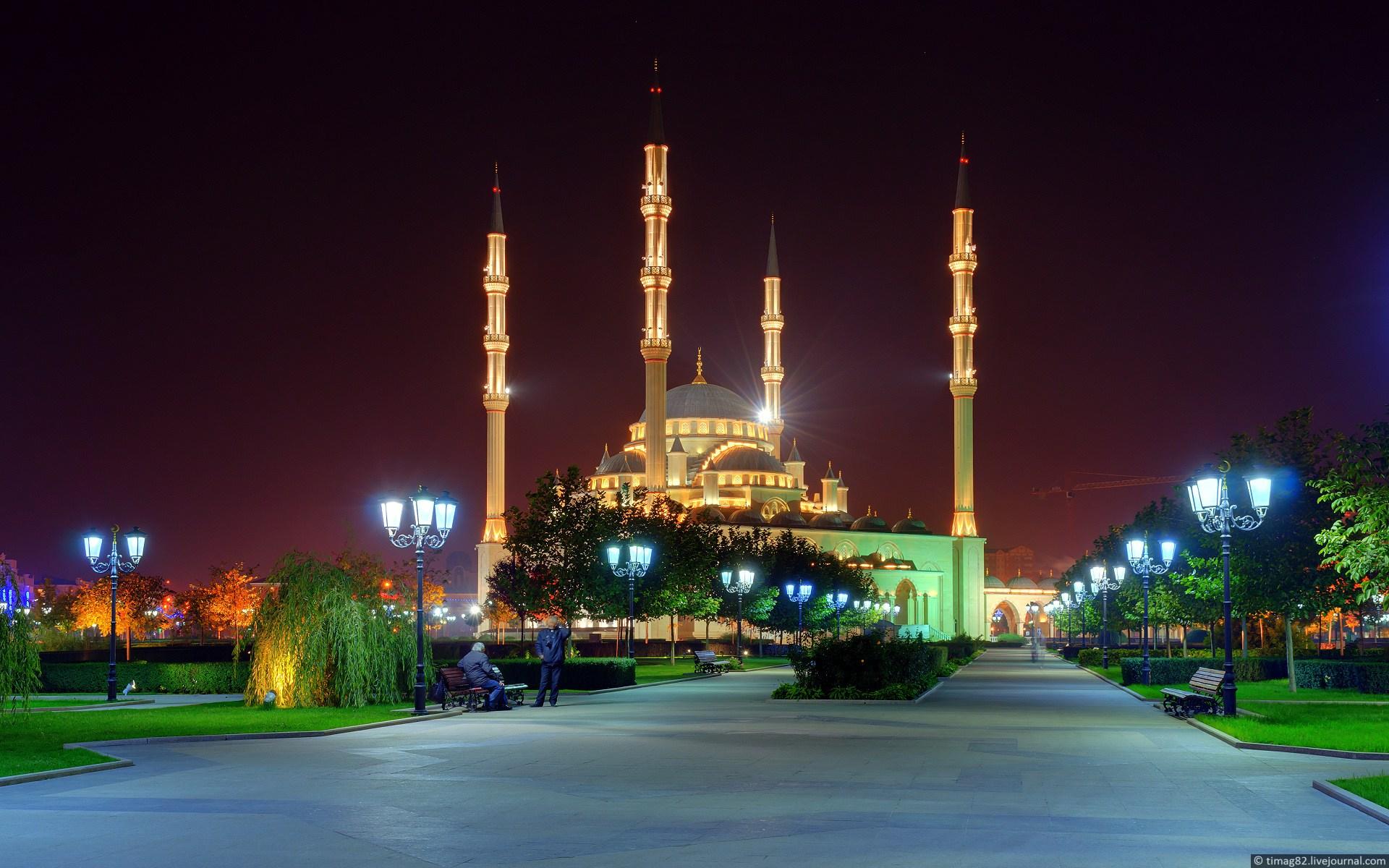Grozny-Chechnya-mosque