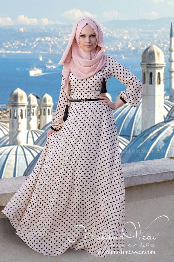 Muslimah fashion hijab style