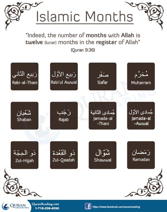 islamic-month